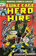 Hero for Hire/Power Man Vol.1 (1972-1978) (Grapa, 32 págs.) #6