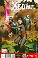 X-Force Vol. 4 (2014-2015) (Comic Book) #3