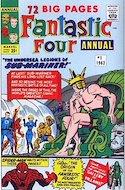 Fantastic Four Annual (Comic Book.) #1