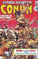 A Espada Selvagem de Conan (Grapa 84 pp) #1