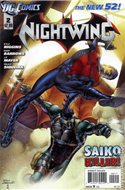 Nightwing Vol. 3 (2011) (Comic-Book) #2
