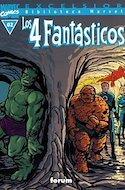 Biblioteca Marvel: Los 4 Fantásticos (1999-2001) (Rústica 160 pp) #02