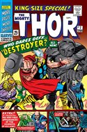 The Mighty Thor Annual (1966-1994) (Comic Book) #2