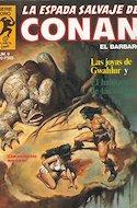 La Espada Salvaje de Conan. Vol 1 (1982-1996) (Grapa. B/N.) #9