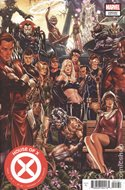 House of X (Variant Covers) (Comic Book) #1.11