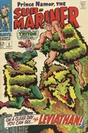 Sub-Mariner Vol. 1 (Grapa) #3