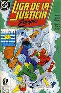Liga de la Justicia Europa (1989-1992) #2