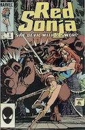 Red Sonja (1983-1986) (Grapa) #8