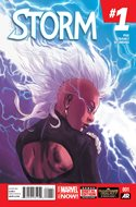 Storm Vol. 3 (2014 - 2015) (Comic Book) #1