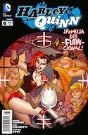 Harley Quinn (Grapa) #4