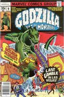 Godzilla King of the Monsters (Comic Book) #9