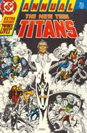 New Teen Titans / New Titans Annual (1985-1995) (Comic Book) #4