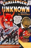 Challengers of the Unknown vol.1 (Grapa) #1