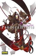 Pandora Hearts (Rústica con sobrecubierta) #8