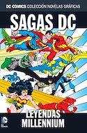 Colección Novelas Gráficas DC Comics: Sagas DC (Cartoné) #1