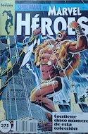 Marvel Héroes (Retapado Rústica) #4