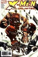 X-Men Unlimited Vol. 2 (Comic-Books (Grapa)) #4