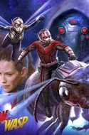 The Art Of Ant-Man and the Wasp #