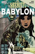 The Sheriff of Babylon (Comic-book/) #9