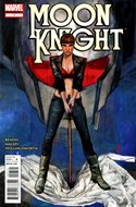 Moon Knight Vol. 4 (2011-2012) (Grapa) #7