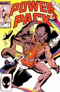 Power Pack (1984-1991; 2017) (Comic Book) #7