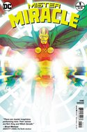 Mister Miracle (Vol. 4 2017- Variant Covers) (Grapa) #1.1