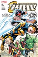 Champions Vol. 2 (Comic Book) #2