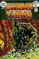 Swamp Thing (1972 1st Series) (Comic Book. 1972 - 1976) #9