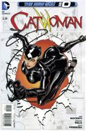 Catwoman Vol. 4 (2011-2016) New 52 (saddle-stitched) #0