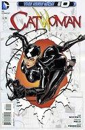 Catwoman Vol. 4 (2011-2016) New 52 (Comic Book) #0