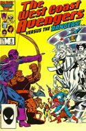 West Coast Avengers Vol. 2 (Comic-book. 1985 -1989) #8