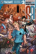 The Adventures of Archer and Armstrong (Comic Book) #3