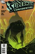 Superman Confidential (Saddle-Stitched) #5
