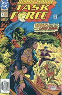 Justice League Task Force (Comic Book) #4