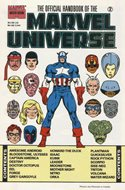 The Official Handbook of the Marvel Universe Master Edition (Softcover 48 pp) #2