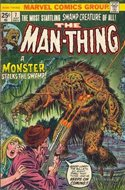 The Man-Thing Vol. 1 (1974-1975) (Comic Book) #7