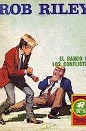Historias Gáficas para Jóvenes (Serie Roja B) (Grapa. 1973) #8