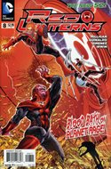 Red Lanterns (2011 - 2015) New 52 #8