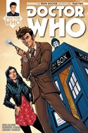 Doctor Who: The Tenth Doctor Adventures Year Two (Grapa) #8