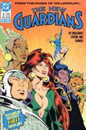 New Guardians Vol 1: (1988-1989) (comic-book.) #1