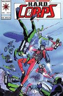 The H.A.R.D Corps (Comic Book) #4