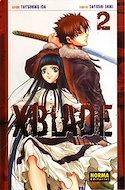 XBlade (Rústica con sobrecubierta) #2