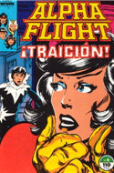 Alpha Flight vol. 1 / Marvel Two-in-one: Alpha Flight & La Masa vol.1 (1985-1992) (Grapa 32-64 pp) #6