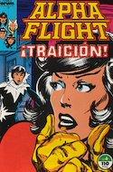 Alpha Flight Vol. 1 / Marvel Two-in-one: Alpha Flight & La Masa Vol.1 (1985-1992) (Grapa 32-64 pp) #6