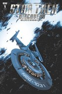 Star Trek: Discovery - Succession (Variant Cover) (Comic Book) #1.2
