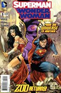 Superman / Wonder Woman (2013-2016) (Comic Book) #3