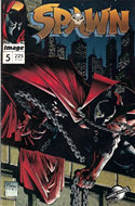 Spawn Vol. 1 (Grapa 24-48 pp) #5
