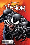 Venom (2016-2018 Variant Covers) (Comic Book) #1.3