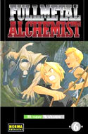 Fullmetal Alchemist (Rústica con sobrecubierta) #6