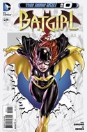 Batgirl Vol. 4 (2011-2016) (Comic-Book) #0